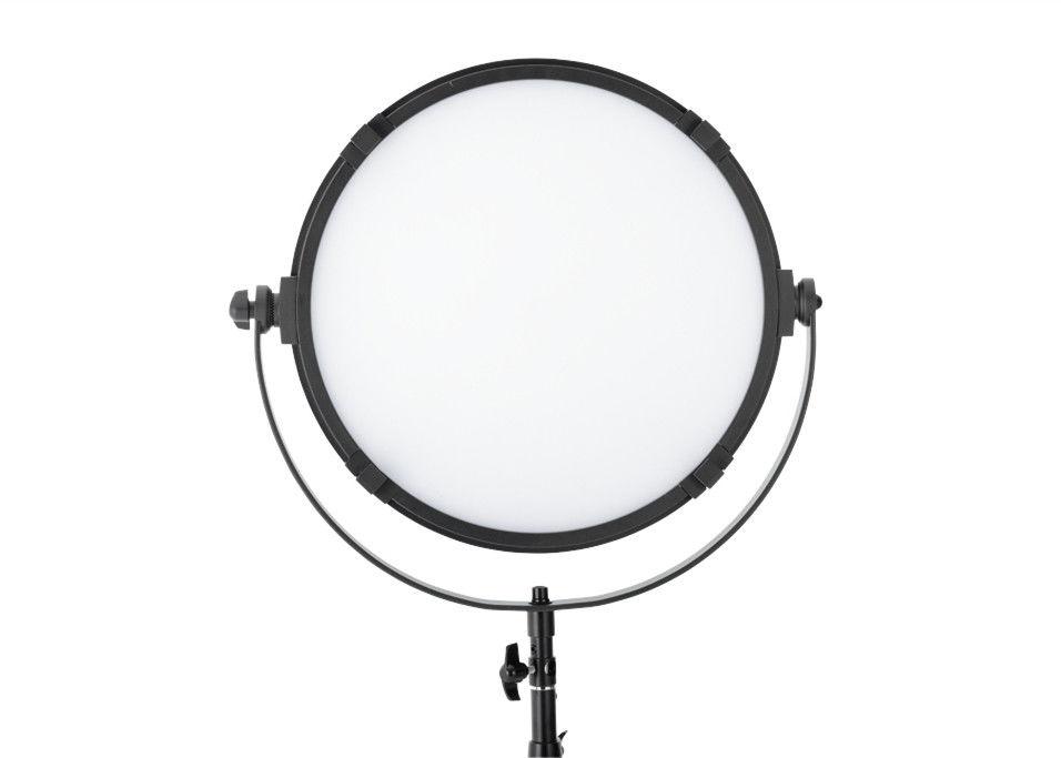 Aluminiowe Okrągłe światło Studyjne Okrągłe Studio Wysokie